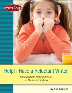 Help for reluctant writers can be found in the pages of this practical, encouraging ebook!