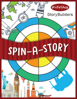 WriteShop StoryBuilders Spin-a-Story
