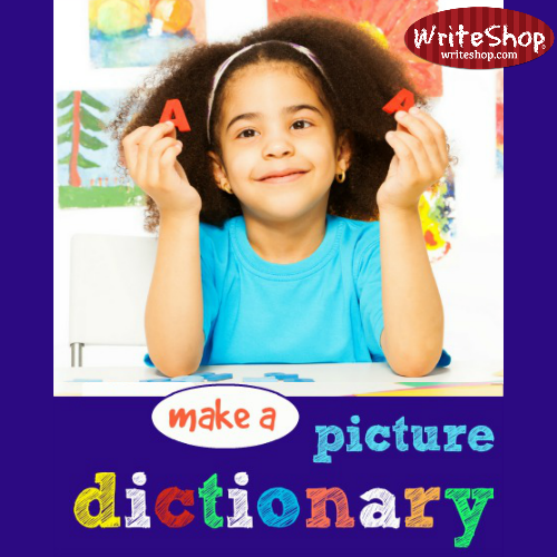 Make a picture dictionary